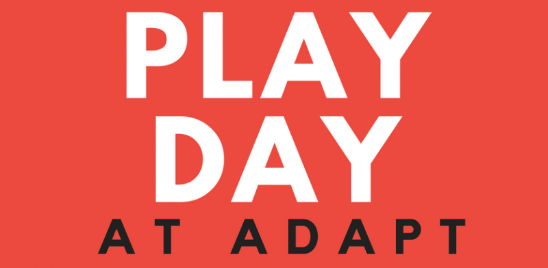Play Day at ADAPT